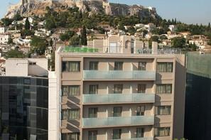 Grece-Athenes, Hôtel Plaka