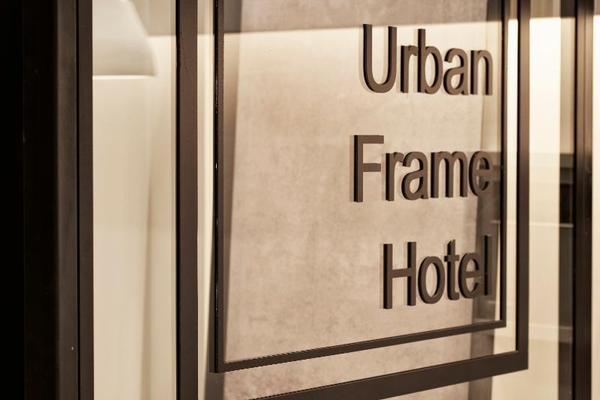 Facade - Urban Frame Hotel 3* Athenes Grece
