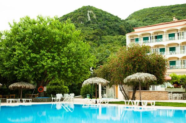 Facade - Corfu Senses Resort 3* Corfou Grece