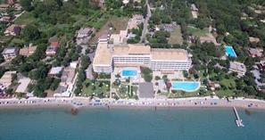 Grece-Corfou, Hôtel Elea Beach