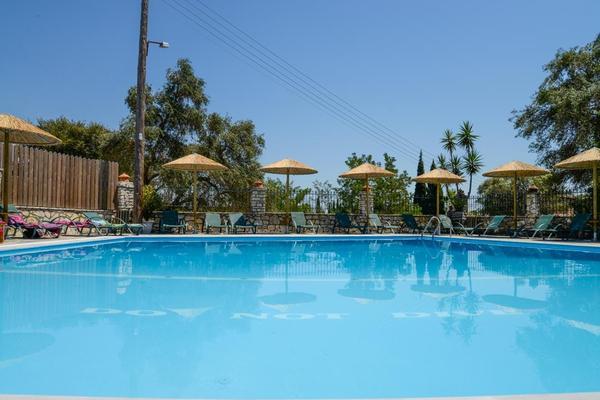 Autres - Villa Yannis Hotel Apartments & Suites 4* Corfou Grece