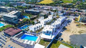 Crète-Heraklion, Hôtel Adele Beach