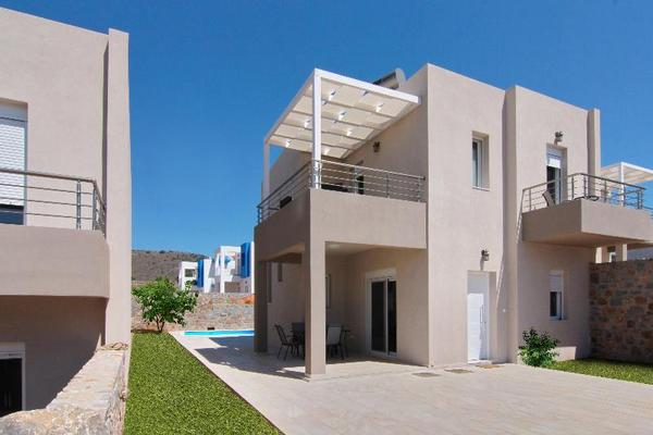 Facade - Chc Kounali Resort 4* Heraklion Crète