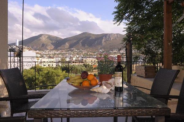 Facade - Erofili Apartments 3* Heraklion Crète