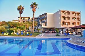 Crète-Heraklion, Hôtel Ocean Heights View