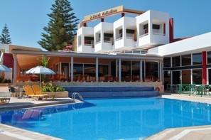 Crète-Heraklion, Hôtel Palladion Hotel