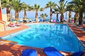 Crète-Heraklion, Hôtel Palm Bay