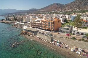 Crète-Heraklion, Hôtel Palmera Beach