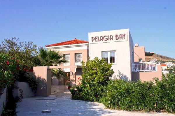 Facade - Pelagia Bay 3* Heraklion Crète