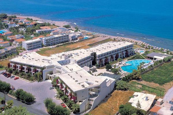 Facade - Rethymno Palace 5* Heraklion Crète