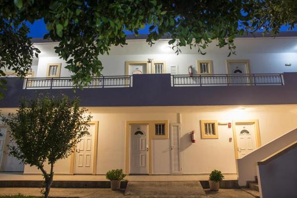 Facade - Fili Apartments 3* Kos Ile De Kos