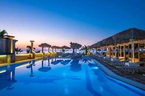 Grece-Loutraki, Hôtel Odyssia Beach Hotel