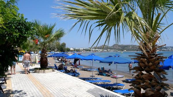 Plage - Family House 3* Rhodes Rhodes