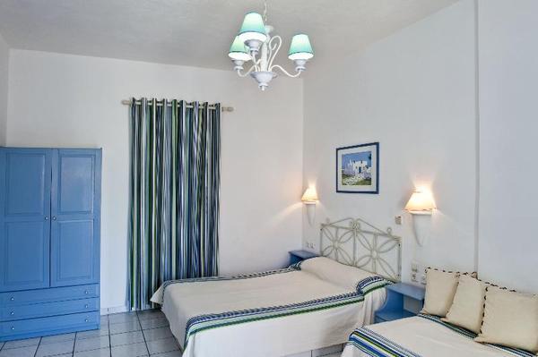 Chambre - Meltemi Hotel 3* Santorin Grece