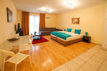 Hongrie-Budapest, Hotel Nova Apartments