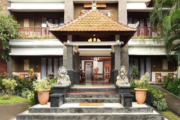 Facade - Bali Tropic Resort & Spa 4* Denpasar Bali