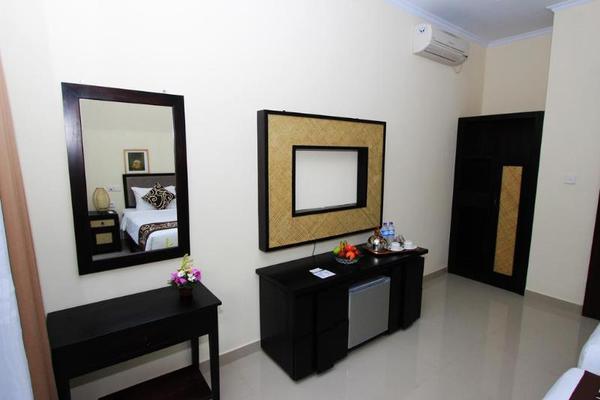 Facade - Gatra Ubud Inn 3* Denpasar Bali