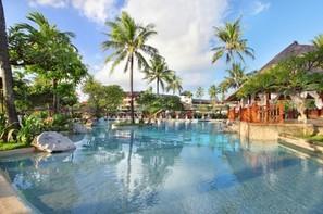 Bali-Denpasar, Hôtel Nusa Dua Beach Hotel