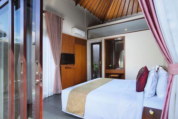Facade - The Canggu Boutique Villas & Spa 4* Denpasar Bali