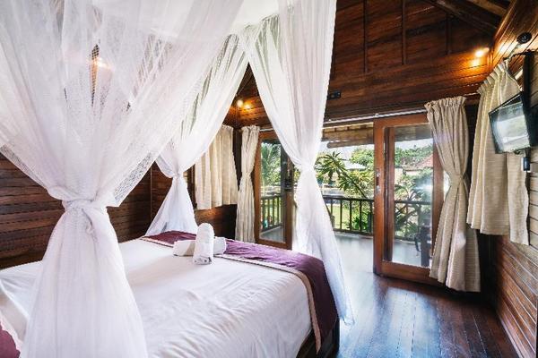Facade - The Cozy Villas Lembongan 3* Denpasar Bali