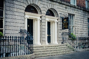 Irlande-Dublin, Hôtel Albany House