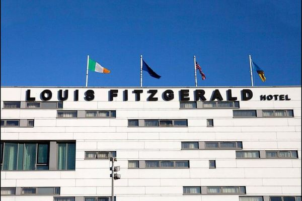Facade - Louis Fitzgerald Hotel 4* Dublin Irlande