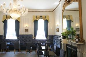 Irlande-Dublin, Hôtel St. George