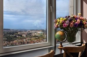 Israel-Jerusalem, Hôtel 21st Floor Hotel