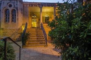 Israel-Tel Aviv, Hôtel Jerusalem Garden Home