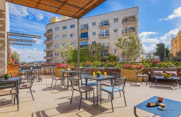 Facade - King Solomon Hotel Jerusalem 4* Jerusalem Israel