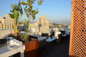 Israel-Tel Aviv, Hôtel Prima Royale