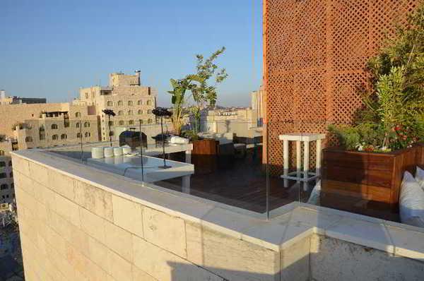 Facade - Prima Royale 4* Tel Aviv Israel