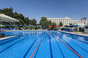 Israel-Jerusalem, Hôtel Ramat Rachel Resort