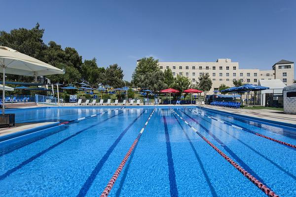 Facade - Ramat Rachel Resort 4* Jerusalem Israel