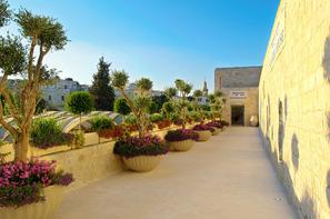 Israel-Jerusalem, Hôtel Sephardic House