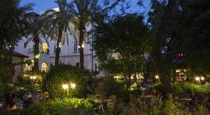 Israel-Jerusalem, Hôtel The American Colony Hotel