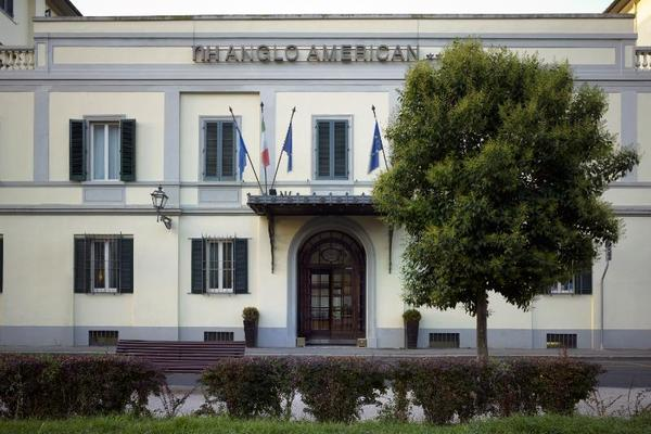 Facade - Nh Anglo American 4* Florence Italie