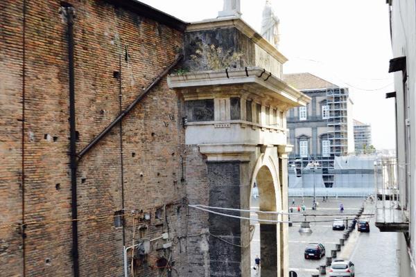 Facade - Relais Piazza Del Plebiscito 5* Naples Italie