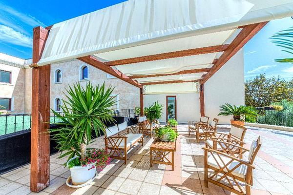 Terrasse - Le Torri Hotel 4* Olbia Sardaigne
