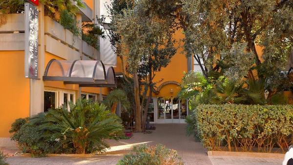 Facade - Mistral 2 Hotel 4* Olbia Sardaigne