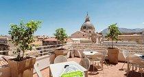 Sicile et Italie du Sud-Palerme, Hôtel Grande Albergo Sole