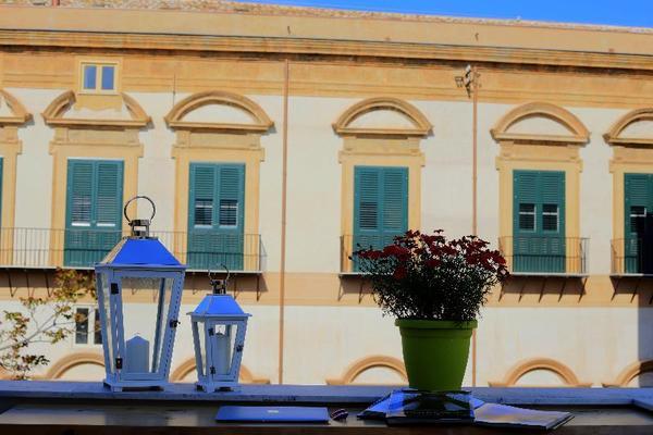 Terrasse - Jardin De France 3* Palerme Sicile et Italie du Sud