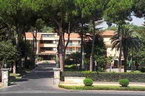 Italie-Rome, Hôtel Appia Park