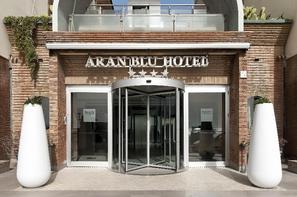 Italie-Rome, Hôtel Aran Blu