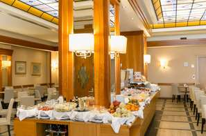 Italie-Rome, Hôtel Best Western Hotel President