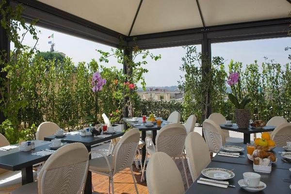 Terrasse - De Petris 3* Rome Italie