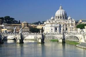 Italie-Rome, Hotel Delle Muse