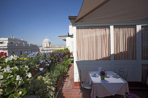Doria Hotel 3*, Rome