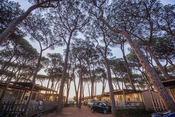 Facade - Fabulous Village Rome Italie