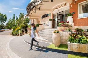 Italie-Rome, Hôtel Ostia Antica Park Hotel